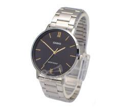 -Casio MTPVT01D-1B Men's Metal Fashion Watch Brand New & 100% Authentic