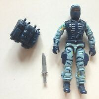 SHOCKWAVE ACTION FIGURE FORCE 1988 1980s HASBRO GI JOE