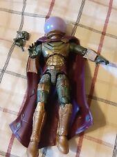 Marvel Legends Mysterio MCU loose complete no BAF Spider-Man Far From Home