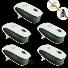 5x Electronic Ultrasonic Anti Pest Bug Mosquito Cockroach Mouse Killer Repeller