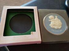 Hallmark Betsey Clark Cameo Porcelain Ornament Christmas 1982 Vintage in Box