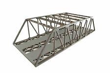 More details for wws double track hi-detail grey mdf girder bridge 450mm – oo/ho model railway