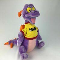 "Disney Parks World Disneyland Figment Plush Toy Doll 80's Large 18"" Production"