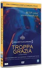 TROPPA GRAZIA  DVD COMICO-COMMEDIA