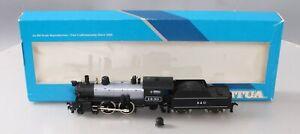 Mantua 336-025 HO Atlantic B&O 4-4-2 Steam Locomotive & Tender #1430/Box