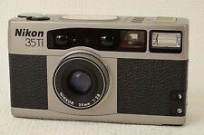 Nikon 35Ti 35mm Point & Shoot Film Camera [Near N] from Japan (03-H71)