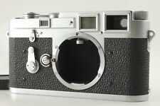 N.MINT】Leica M3 Double Stroke Early Model Rangefinder Film Camera from JAPAN#E42