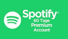 Spotify Premium Account 60 Tage Blitzlieferung