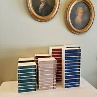 The Library of America Hardcover books - lot of 70 volumes with slipcases