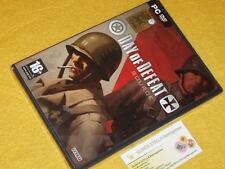 DAY OF DEFEAT Source vers. ITALIANA x PC DVD-ROM NUOVO SIGILLATO STUPENDO