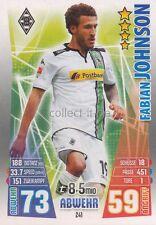 MX-241 - Fabian JOHNSON - Saison 15/16