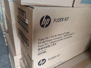 Fuser HP CE978A Neu OVP RM1-6181 Heizung HP LJ CP5525 5500 A-Ware Rechnung Mwst