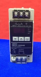 OMRON CORPORATION S8VS-12024B POWER SUPPLY