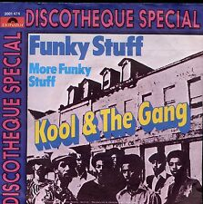 7inch KOOL & THE GANG funky stuff GERMAN 1973 EX +PS RARE FUNK / SOUL