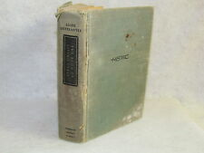 Antique Book - The Book of Living Verse edited by Louis Untermeyer