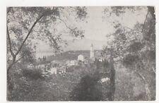 Village Potamo Corfu Greece Vintage Postcard 194a