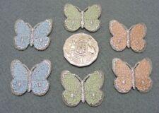Butterfly Motifs  Assorted  - Packet 6 (No12)