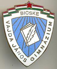 HUNGARY BADGE SCHOOL NAMED JANOS VAJDA WHOLESALE!!!
