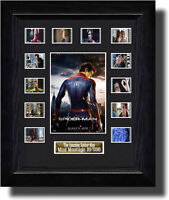 The Amazing Spider-Man   film cell collectable , mini poster