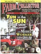 Making nuts & bolts by hand, Buck Rake, Florida Flywheelers