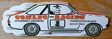 FORD Escort Mk2 comlec RACING 1976 CHAMPIONS Motorsport Adesivo / Decalcomania