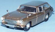 wonderful modelcar VOLVO P1800 ES 1972 1:43 in goldmet.