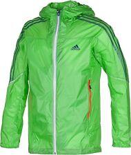 $135 Adidas Terrex TX WIND JACKET COAT XL INTENSE GREEN X20267 LIGHTWEIGHT LIME
