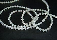 Nouveau!!....... perle irisée-bead trim 4 mm