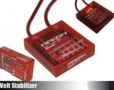 90% Raizin Pivot Voltage Volt Stabilizer Regulator Grounding Earth Cable JDM red