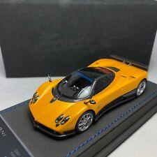 1/43 Peako Pagani Zonda F Yellow Metallic LHD Ltd 30 pcs 31004