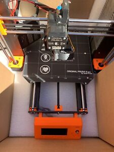 Original Prusa i3 MK3 3D Printer needs work