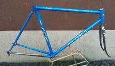 Casati corsa acciaio campagnolo.Telaio Bici corsa epoca vintage 53x55.anni 80.