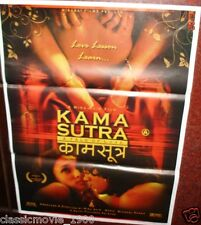 KAMA SUTRA : A TALE OF LOVE (2015) BOLLYWOOD POSTER # 2
