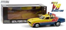 Greenlight 1974 Ford Falcon First of the V8 Interceptors Sedan 1/18 In Stock