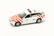Tiny Taiwan Taipei BMW 5 Series National Highway Police Bureau Vehicle Diecast