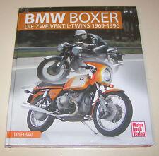 BMW Boxer - R 100, R 80, Die Zweiventil-Twins - 1969 bis 1996!