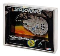 3 x GW Acrylic Display Case for Die Cast Star Wars Boxed (GW Acrylic DDC-001)