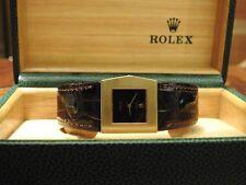 Name of LUXURY & STATUS 18K ROLEX CELLINI The KING MIDAS with Original Rolex Box