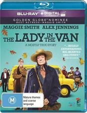 The Lady In The Van : NEW Blu-Ray