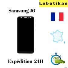 Écran LCD Pour Samsung Galaxy J6 J600F Noir