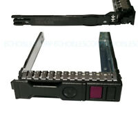 """2.5"""" SFF SAS NVMe Drive Tray Caddy HP HPE 727695-001 for DL360 DL380 G10 Gen 10"""