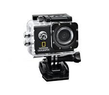 9083000 National Geographic Full-HD Action Camera, 140°, 30m wasserdicht