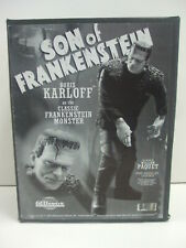 Universal Monsters SON OF FRANKENSTEIN - Karloff Geometric Design Model Kit NIB