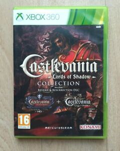 Castlevania Lords of Shadow Collection - Microsoft XBOX 360 - Complet - FRA TBE