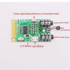 Stéréo sans fil Bluetooth 4.2 Audio récepteur émetteur carte son serial Modul