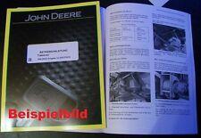 John Deere Traktoren 1020 + 1120 + 1620 Bedienungsanleitung