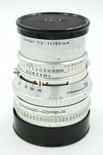 Hasselblad 150mm f/4 Zeiss Sonnar Lens Chrome