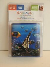 Room Mates Fish Aquarium Peel and Stick Borders 5 in x 15 ft