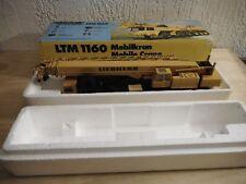 conrad n° 2082 grue automotrice LTM 1160 LIEBHERR  1/50  nzg