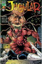 Jugular # 0 (Black Out Comics, états-unis, 1995)